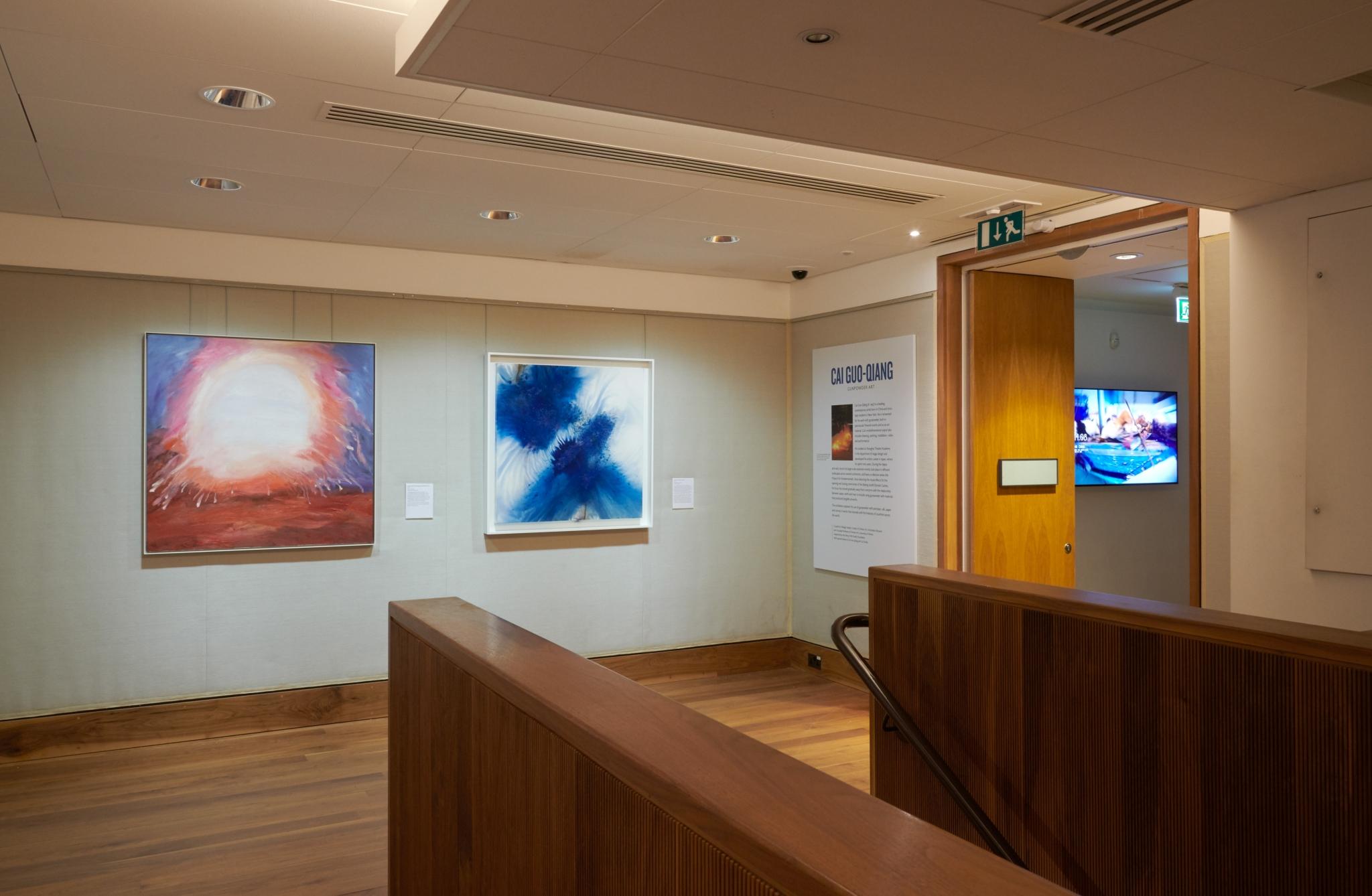 Cai Guo-Qiang Exhib-01